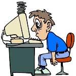 Какие болезни вызывает длительная работа за компьютером