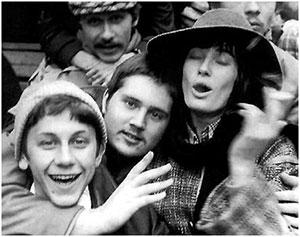Сколько мужей было у Ларисы Гузеевой