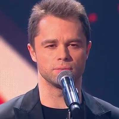 Виталий Гогунский в шоу Главная сцена