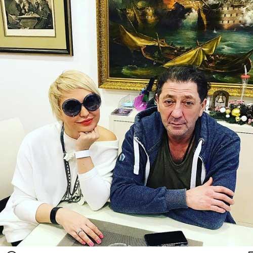 Катя Лель и Григорий Лепс