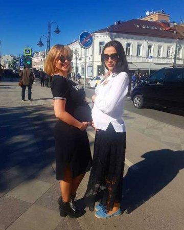 Невеста Глеба Матвейчук беременна