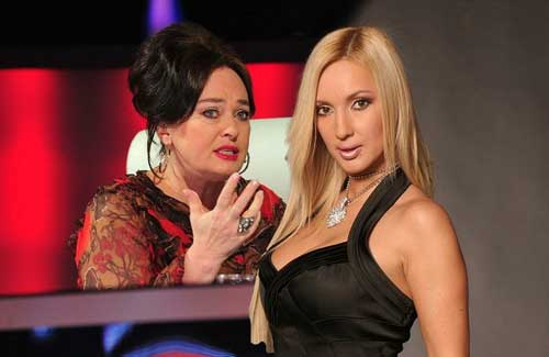 Лариса Гузеева назвала Василису Володину случайным человеком на телевидении